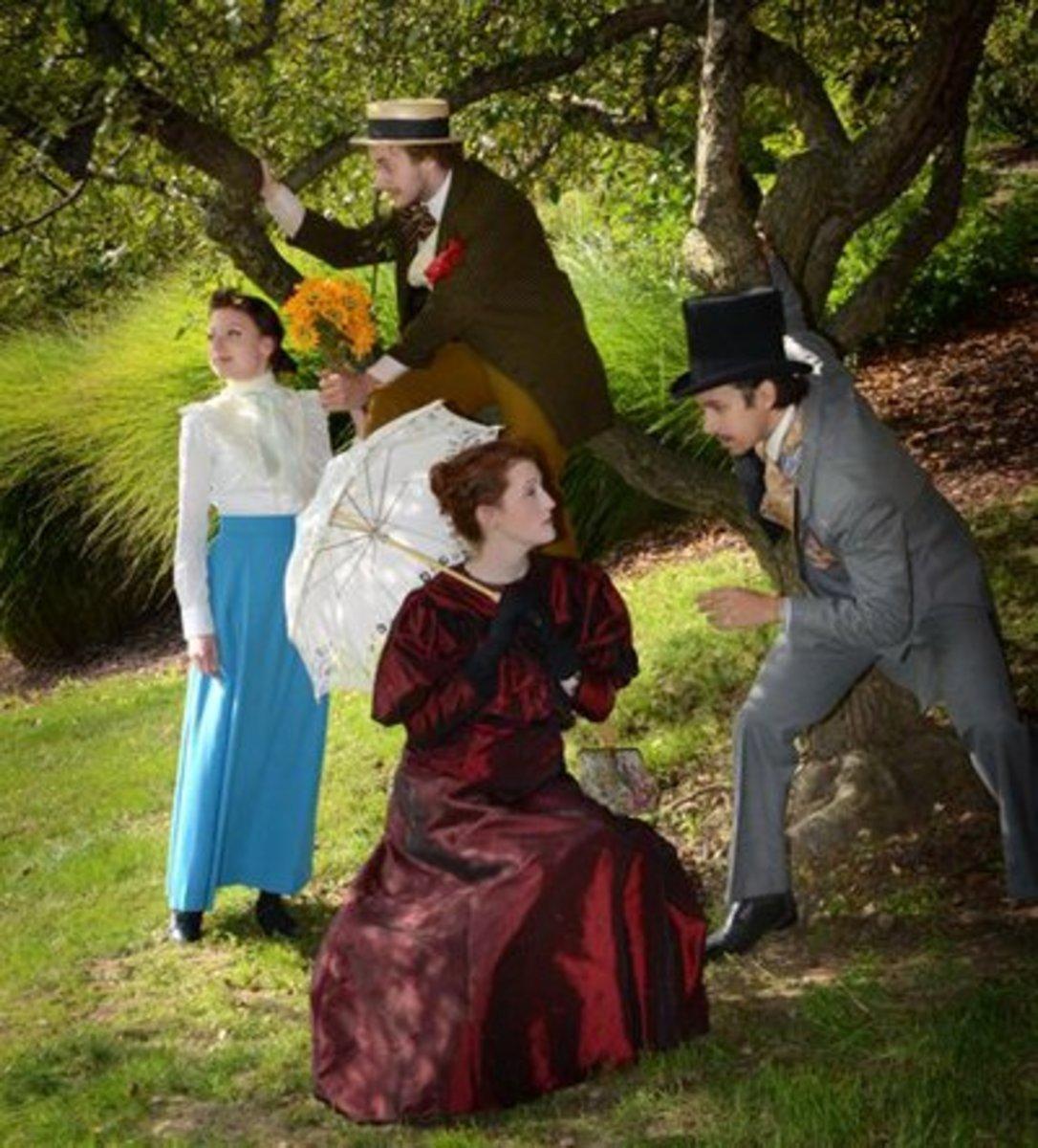 Essay: A Tragic Comedy - The Cherry Orchard by Anton Chekhov