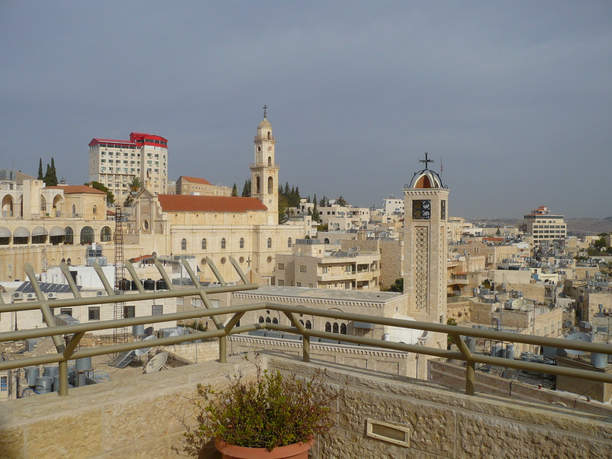 A Day in Bethlehem: Visiting the Wall