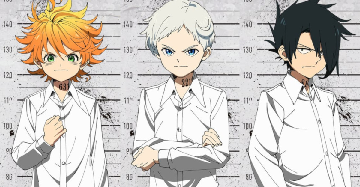 5 Anime Like 'Yakusoku no Neverland' ('The Promised Neverland')