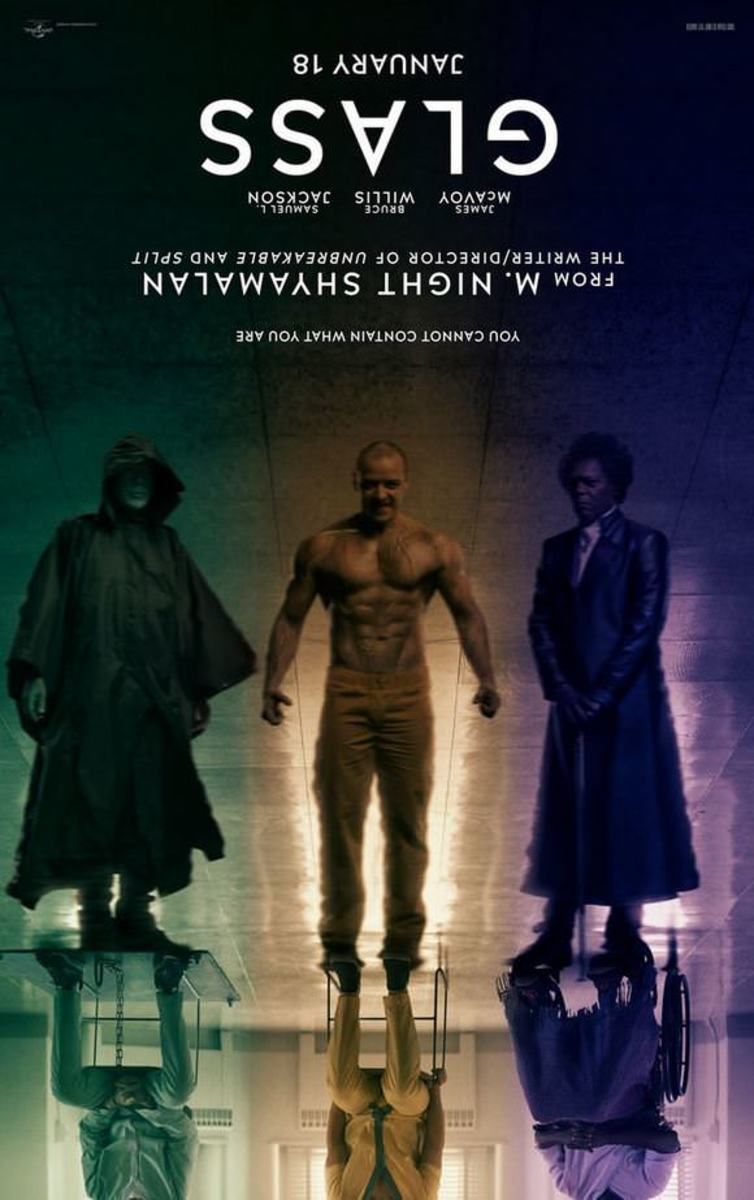 My Review of 'Glass' (2019)