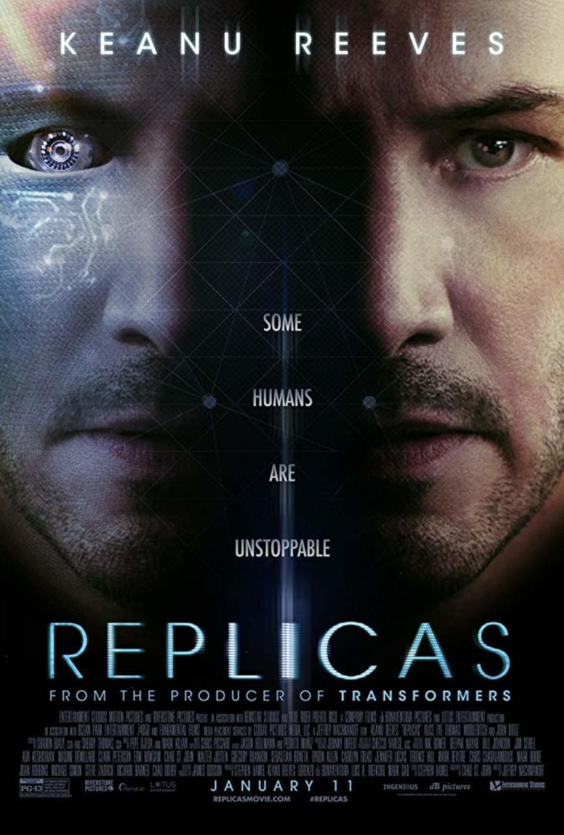'Replicas' (2019) Movie Review