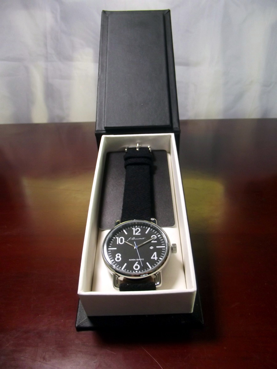 review of the j brackett camden quartz watch bellatory