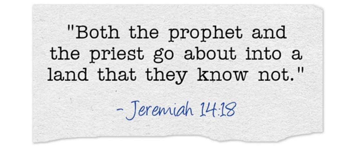 Prophet or Priest: What's the Difference?