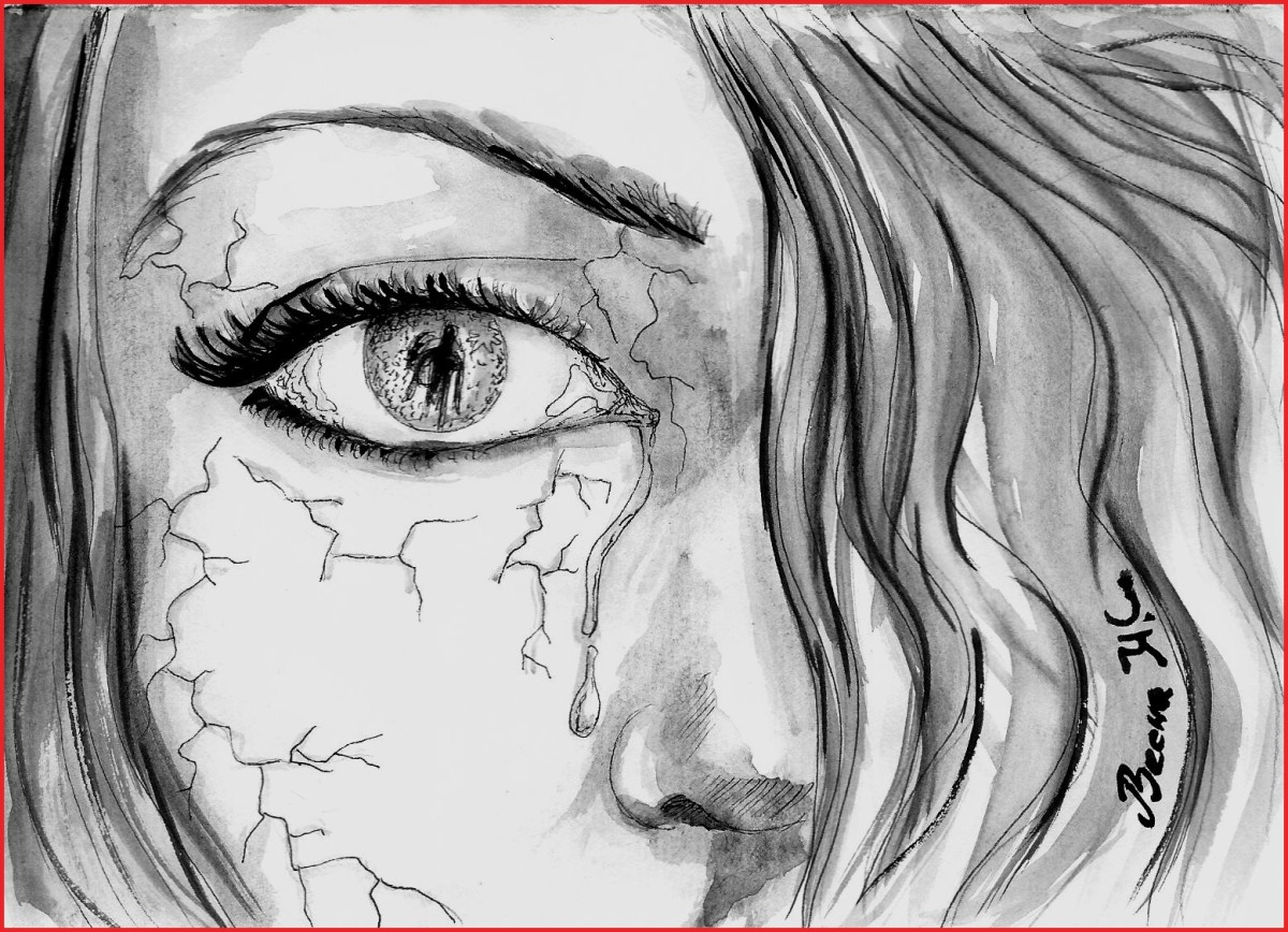 Depressions Mind - A Glimpse At The Heart Of a Panic Attack.