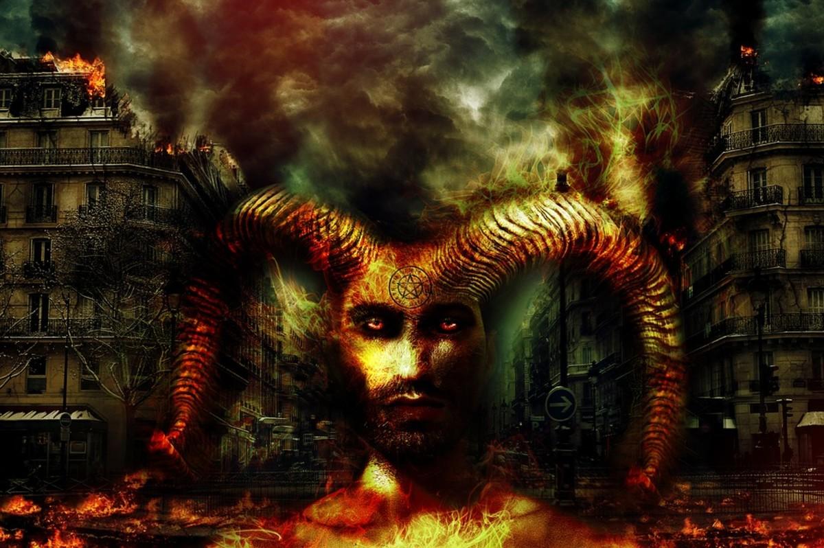 Demon Night - A Dark Poem