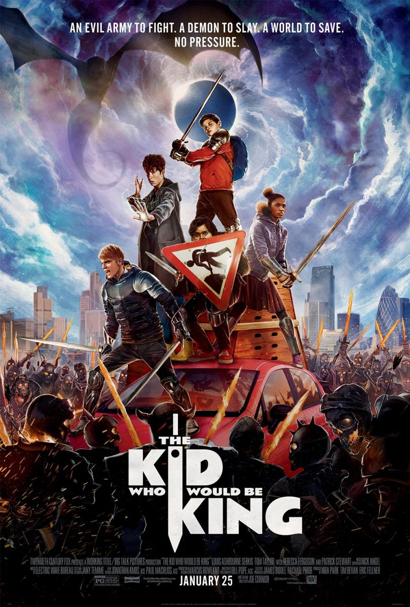 'The Kid Who Would Be King' (2019) Review