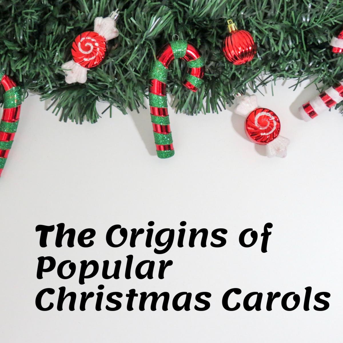 Origins of Popular Christmas Carols