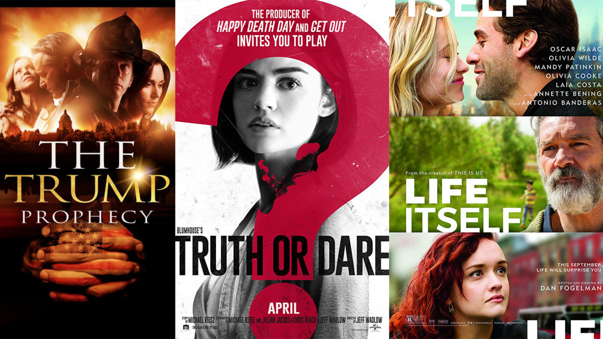 Worst Films of 2018