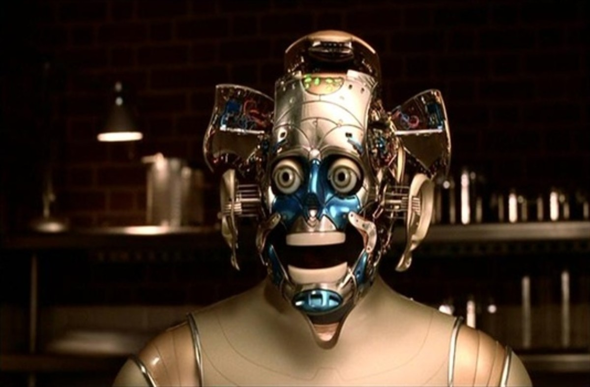 """Bicentennial Man"" (1999) Actually Sends a Very Poor Message"