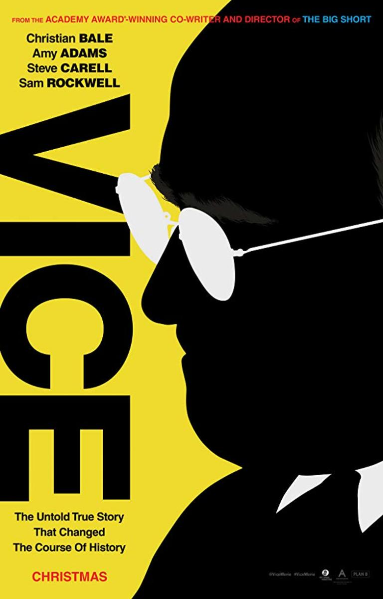A Civil Servant With a Thirst for Power: 'Vice' Review