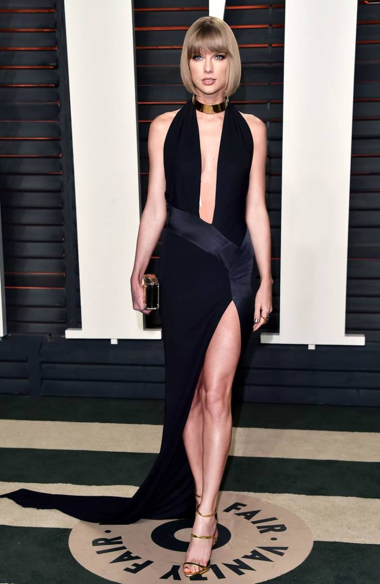 Taylor Swift's Top Ten Red Carpet Looks