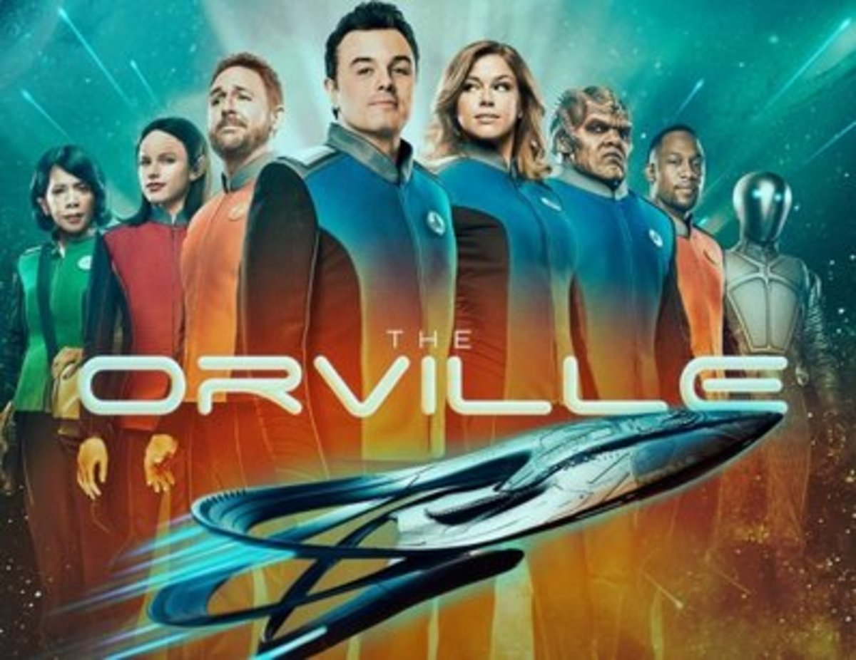 A Review of the First Two Episodes Of 'The Orville' Season 2
