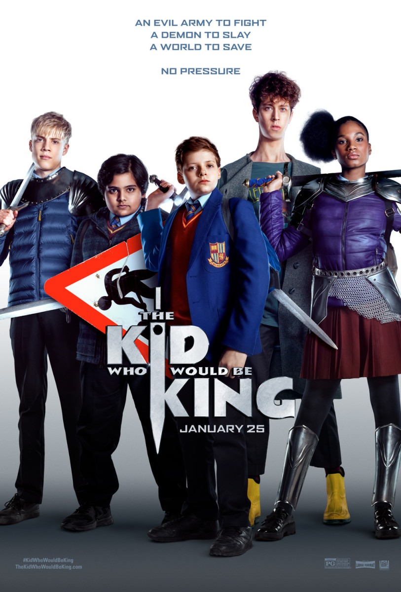 "Movie Review: ""The Kid Who Would Be King"""