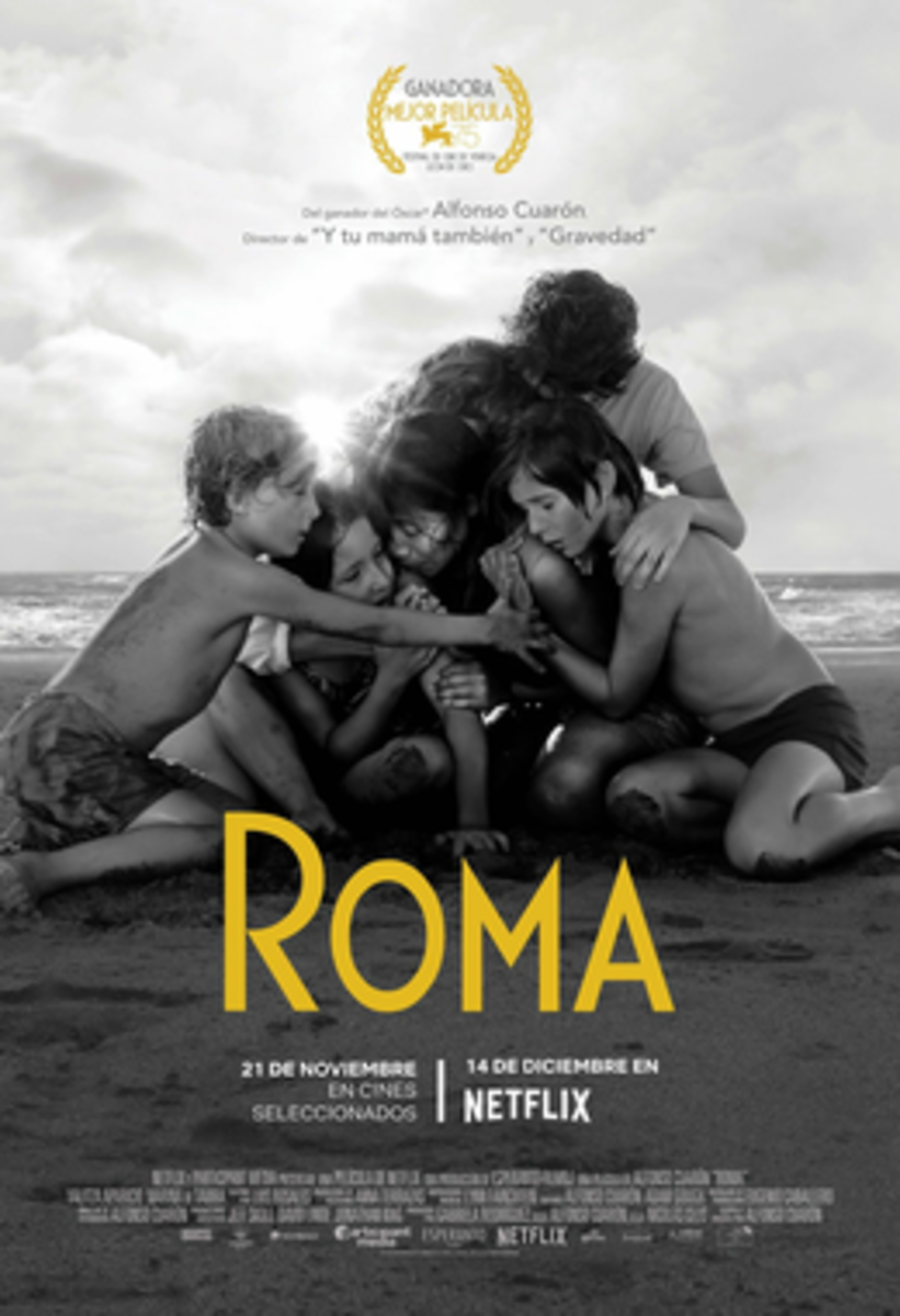'Roma' Theatrical Poster