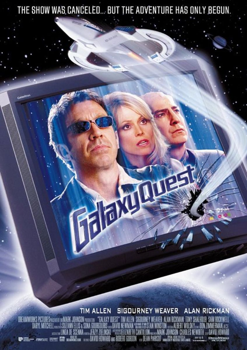 Should I Watch..? 'Galaxy Quest'