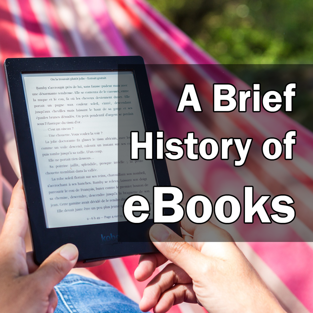 A Brief History of Electronic Book Technology