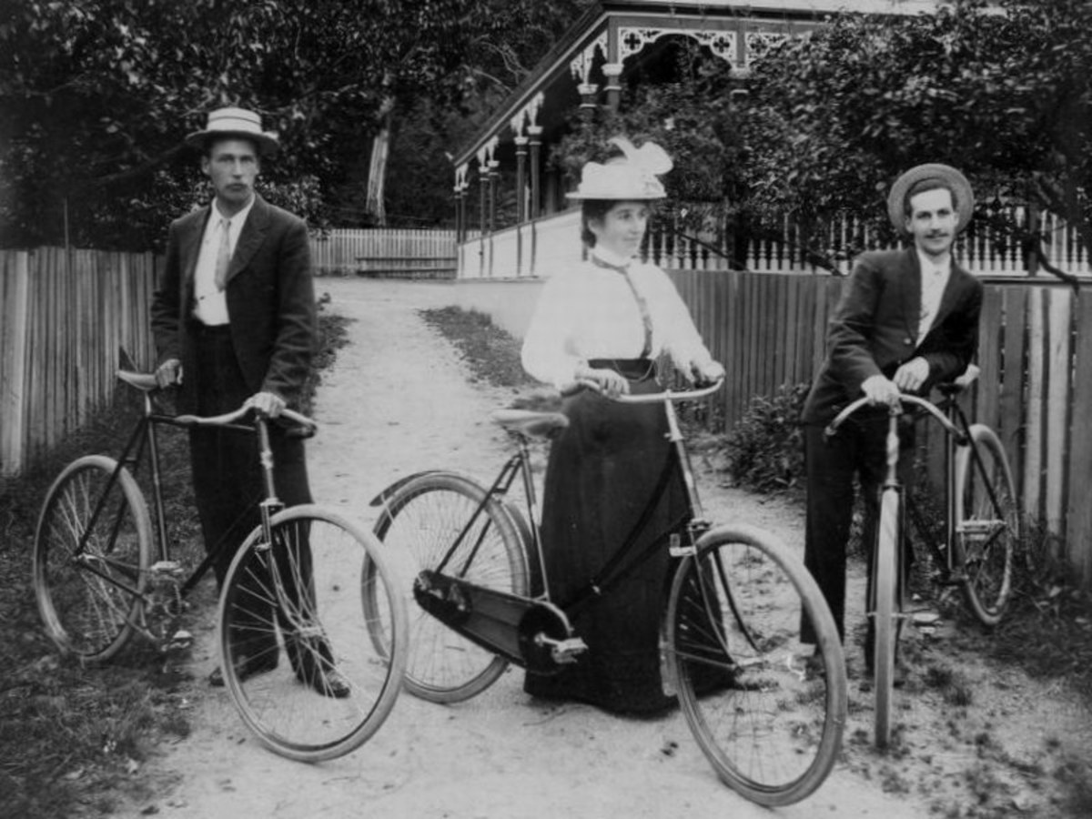 Bicycles and the Gene Pool