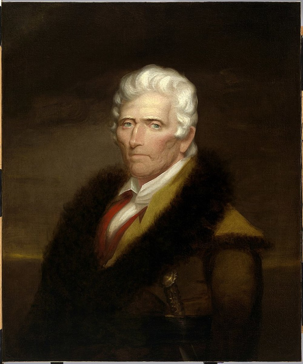 In Search of the Real Daniel Boone