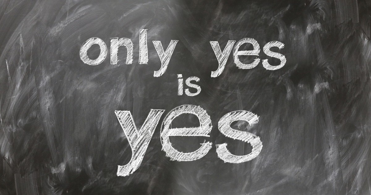 "100+ Funny and Creative Ways to Say ""Yes"""