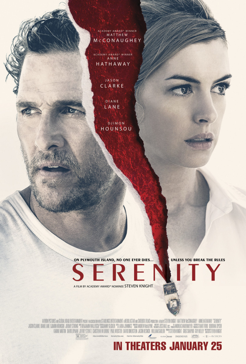 'Serenity' Movie Review