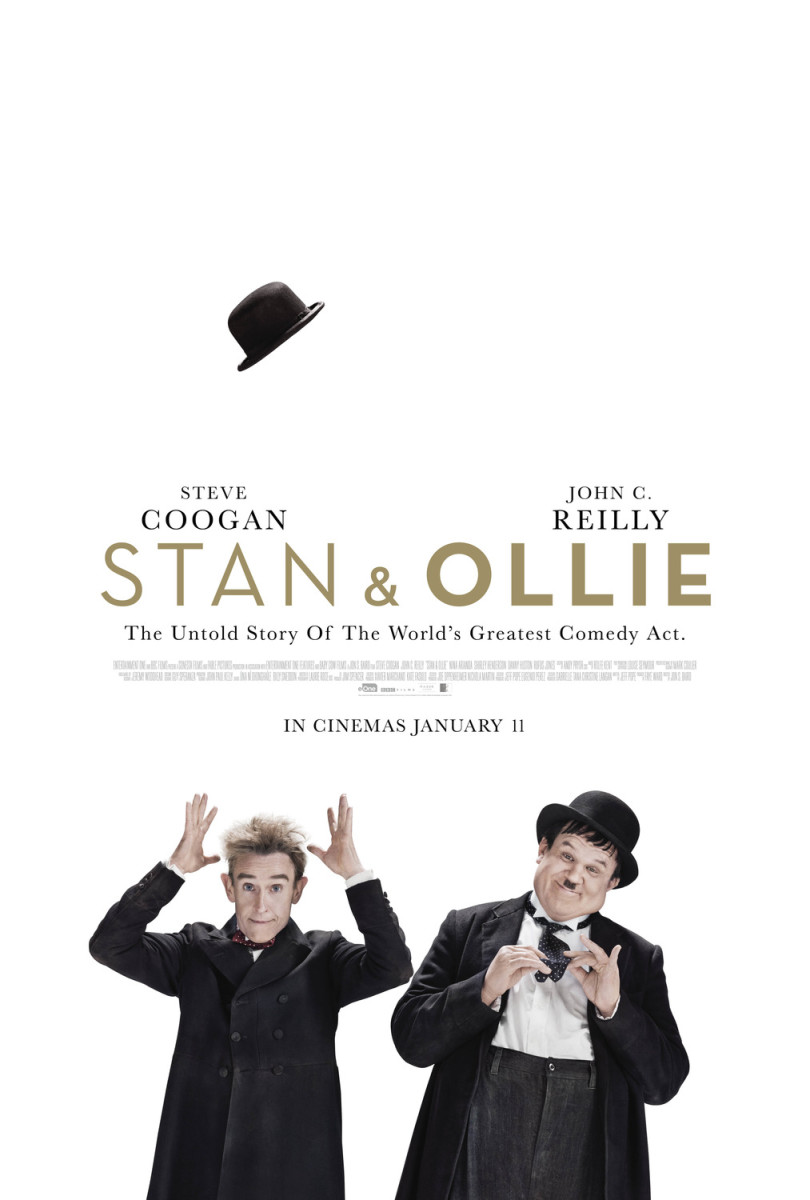 'Stan and Ollie' Movie Review