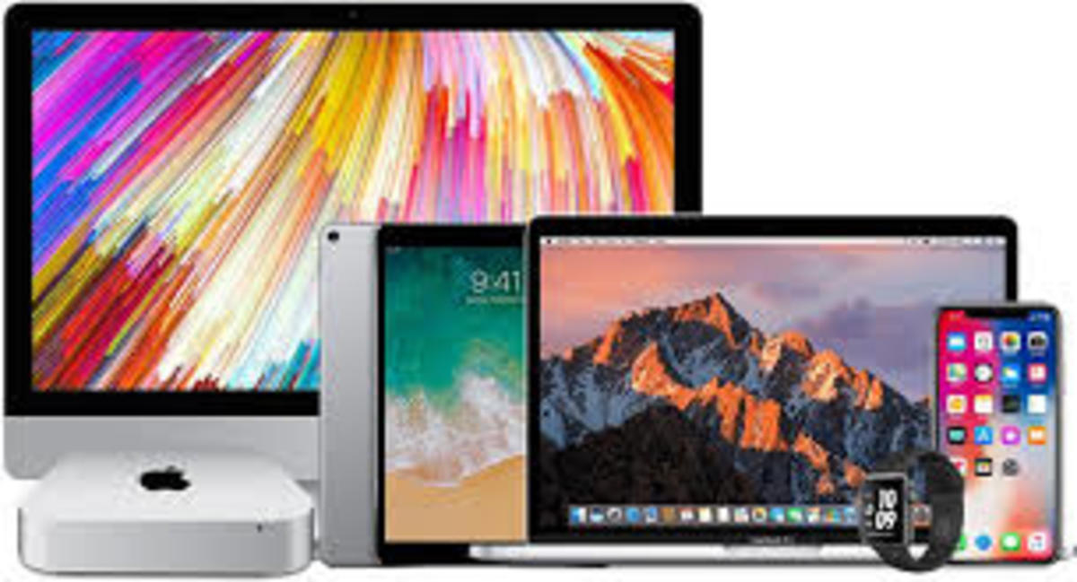 The Apple Device Lineup