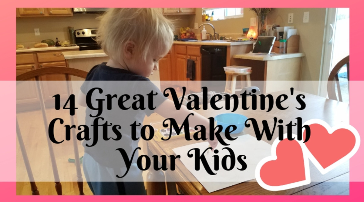 14 Great Valentine's Crafts to Make With Your Kids