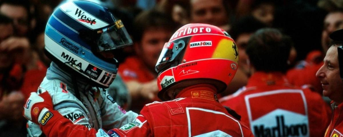The 2000 Japanese GP: Michael Schumacher's 43rd Career Win