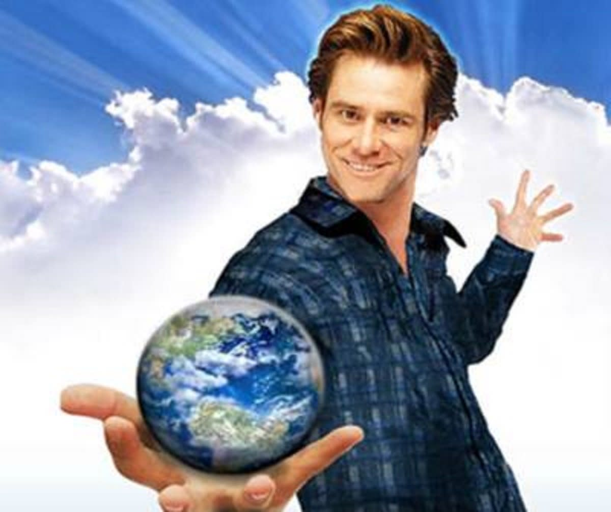 """Bruce Almighty"" Is a Lesson in Self-Love and Gratitude"