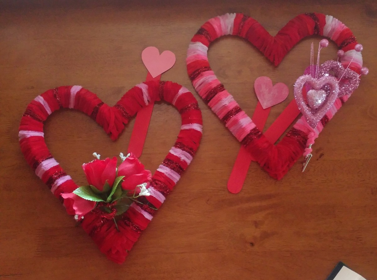 Valentine's Day DIY Crafts