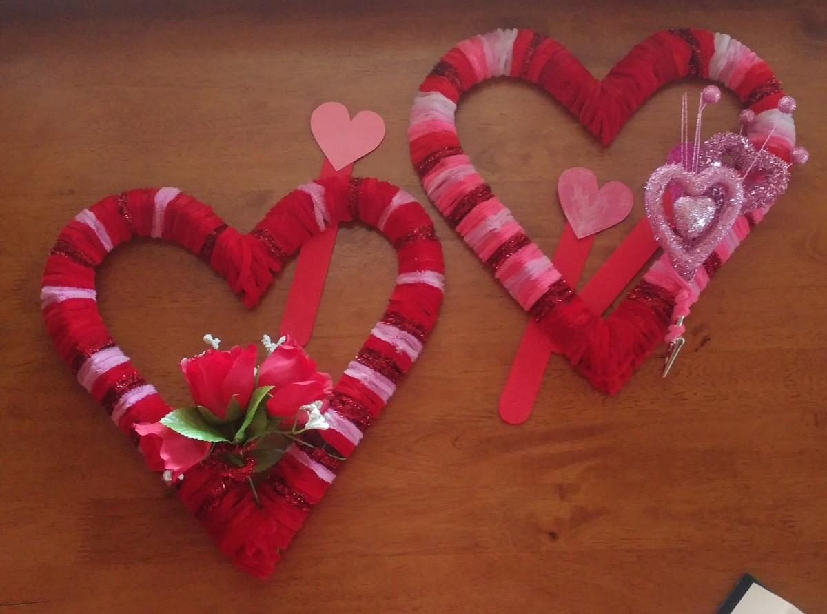 Valentine's Day DIY Crafts