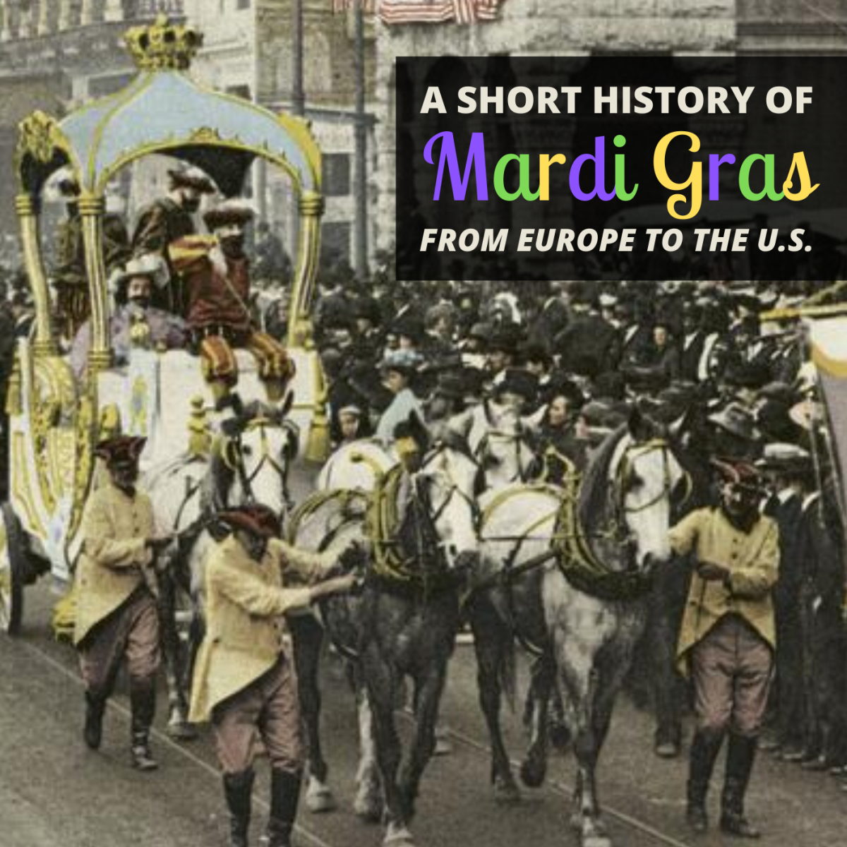 New Orleans' Mardi Gras celebrations draw visitors from around the globe, but did you know the first Fat Tuesday celebration in the U.S. was actually held in Alabama?