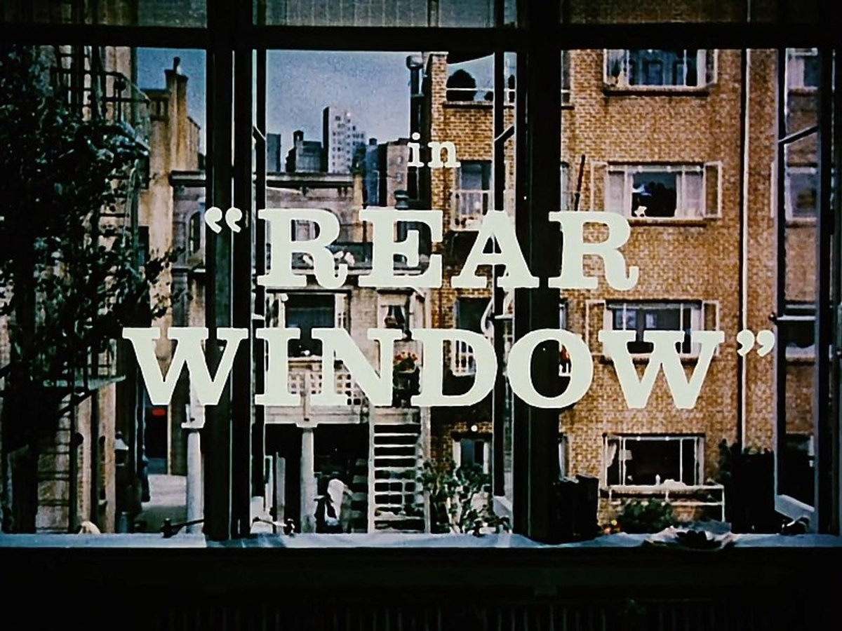 'Rear Window' Review - Looking In