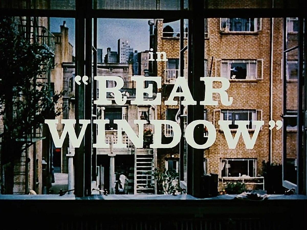 'Rear Window' Review - Looking In
