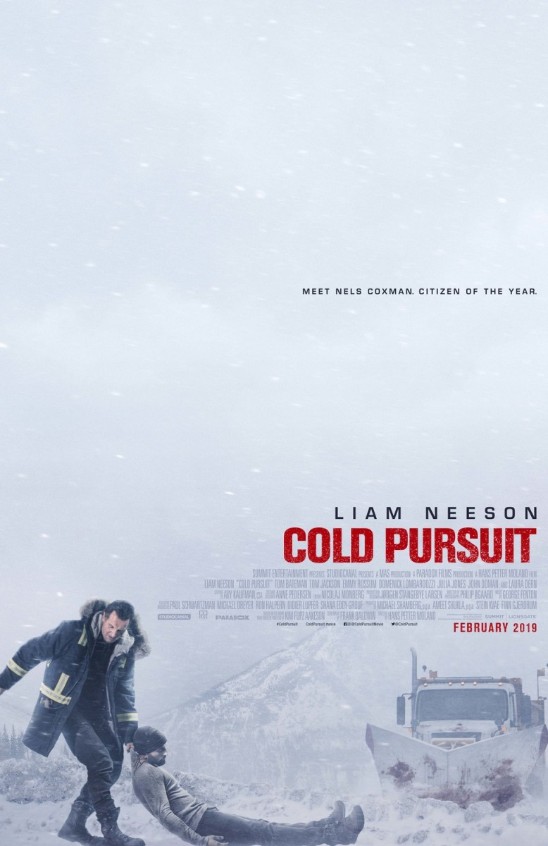 "Movie Review: ""Cold Pursuit"""