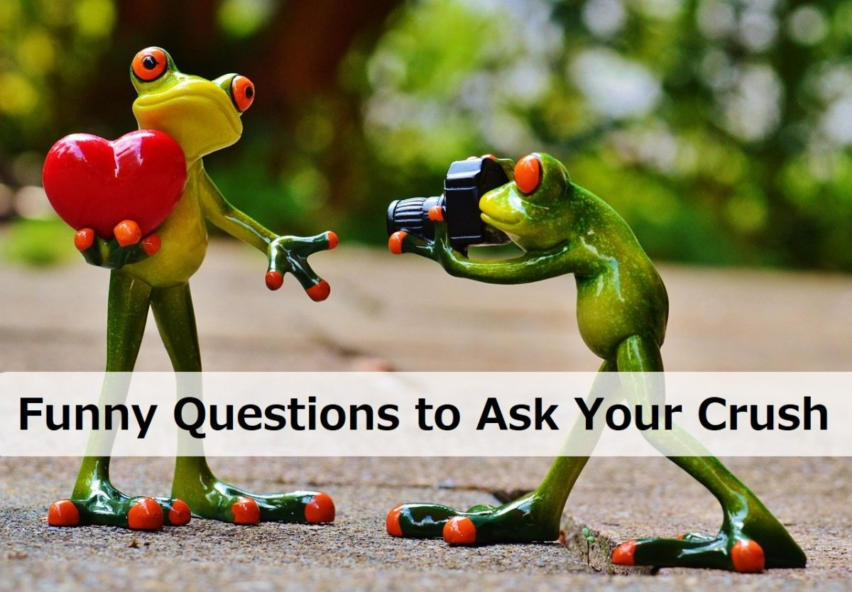 100+ Funny Questions to Ask Your Crush