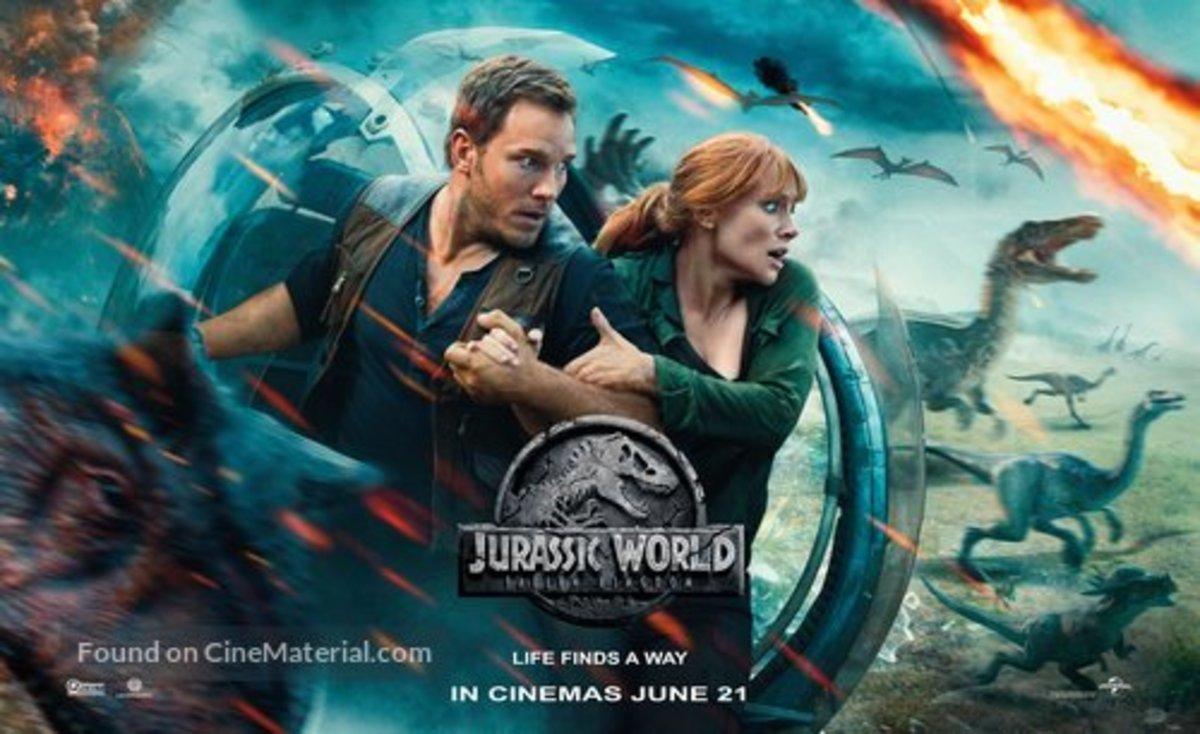 'Jurassic World: Fallen Kingdom' Review