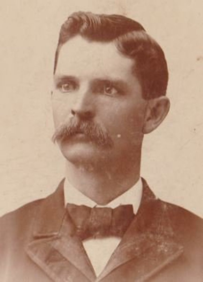 Sam Bass - Leader of the Black Hills Bandits