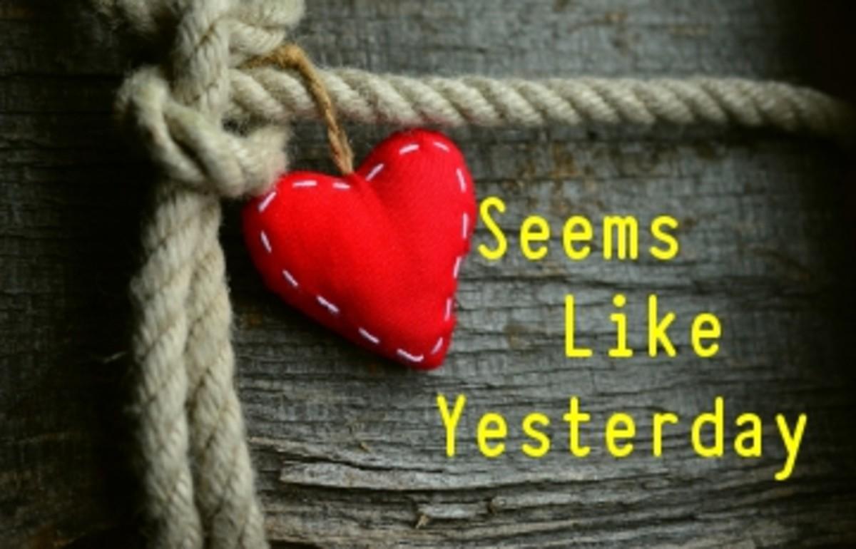 Poem: Seems Like Yesterday