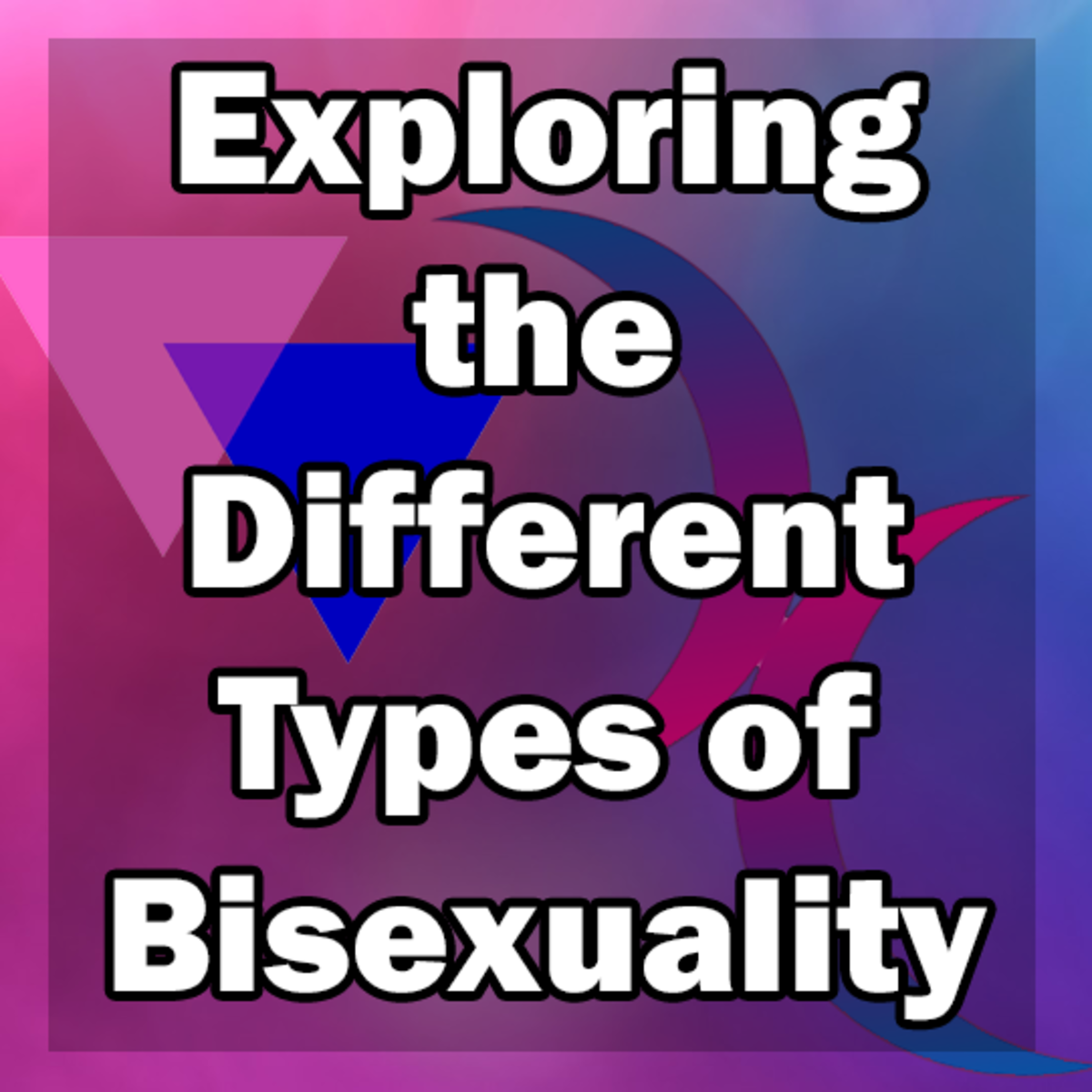 Not everyone who identifies as bi experiences their sexuality in the exact same way.