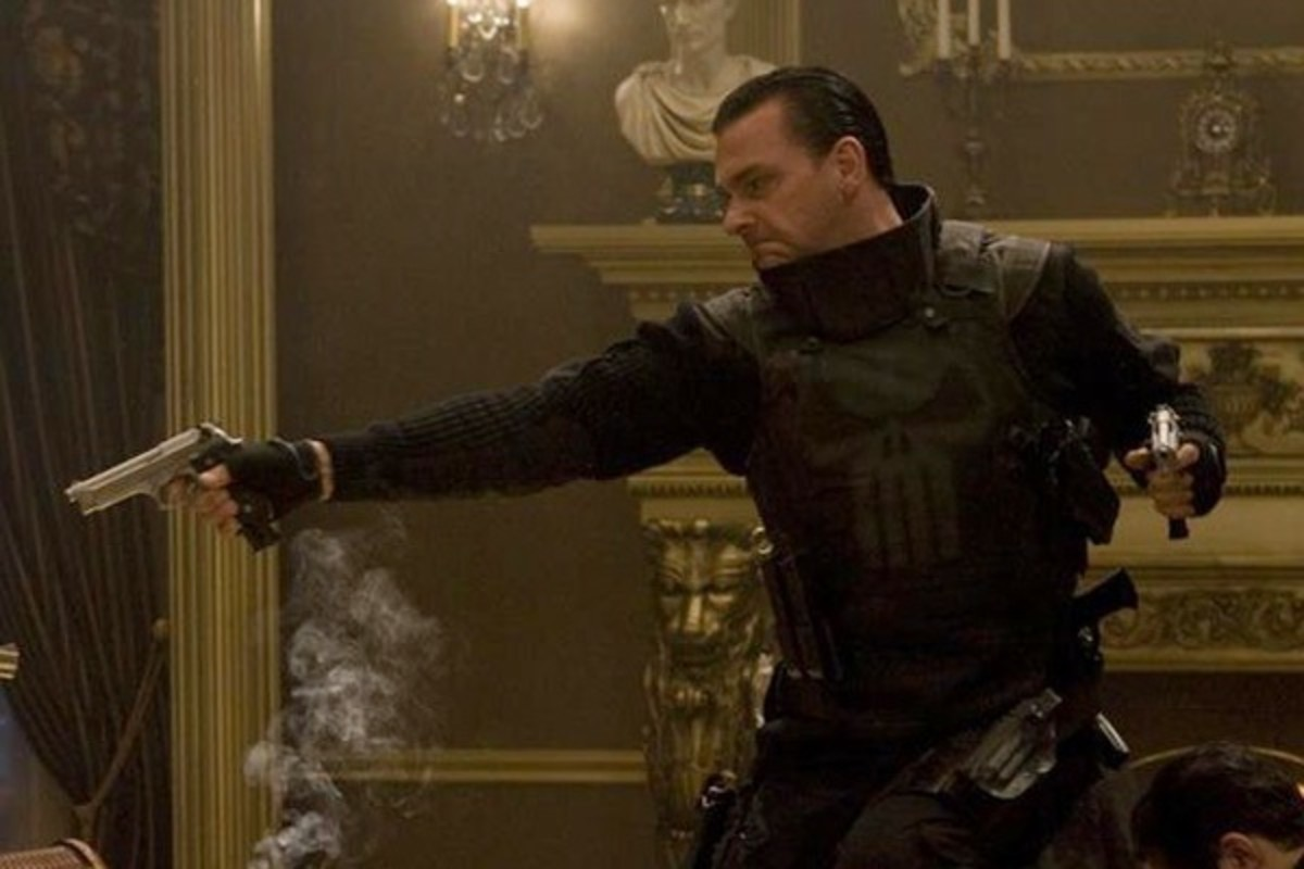 Film Review: 'Punisher: War Zone'