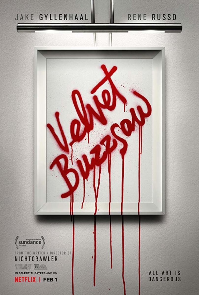 Velvet Buzzsaw (2019) Movie Review