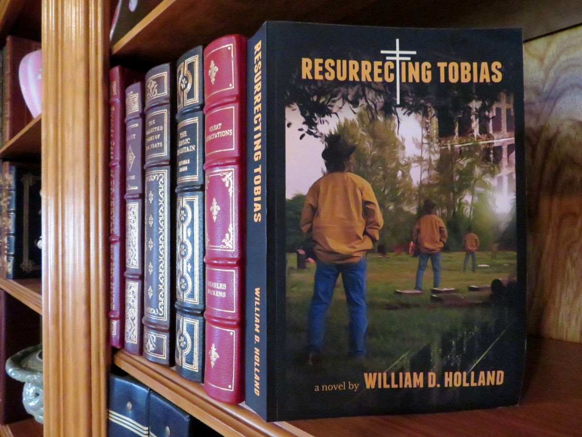 Resurrecting Tobias belongs on everyone's bookshelf.