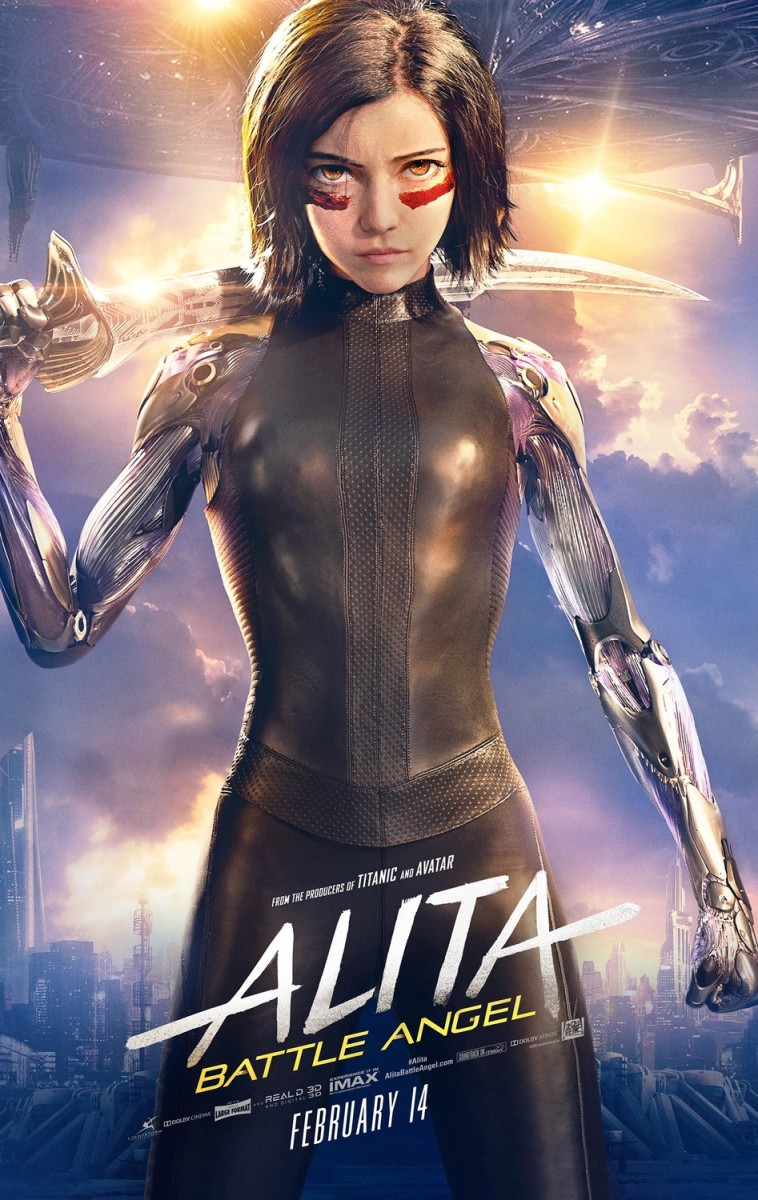 "Movie Review: ""Alita: Battle Angel"""