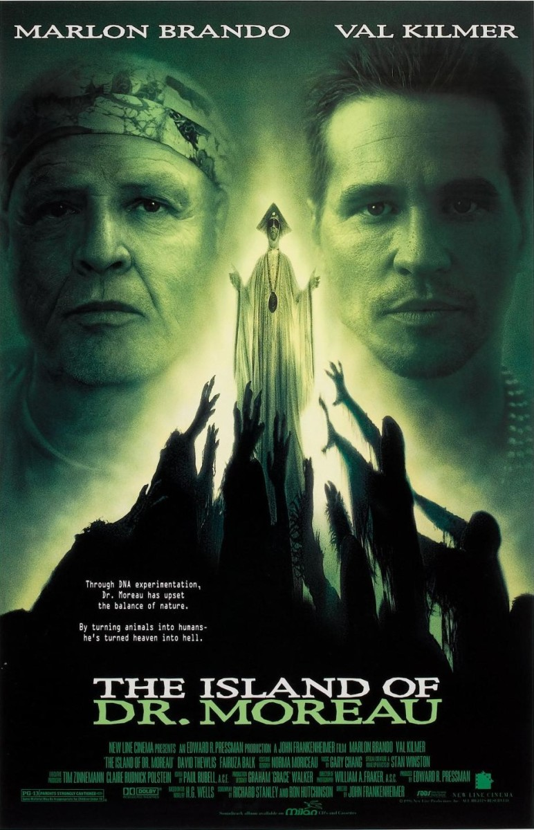 Should I Watch..? 'The Island of Dr Moreau' (1996)