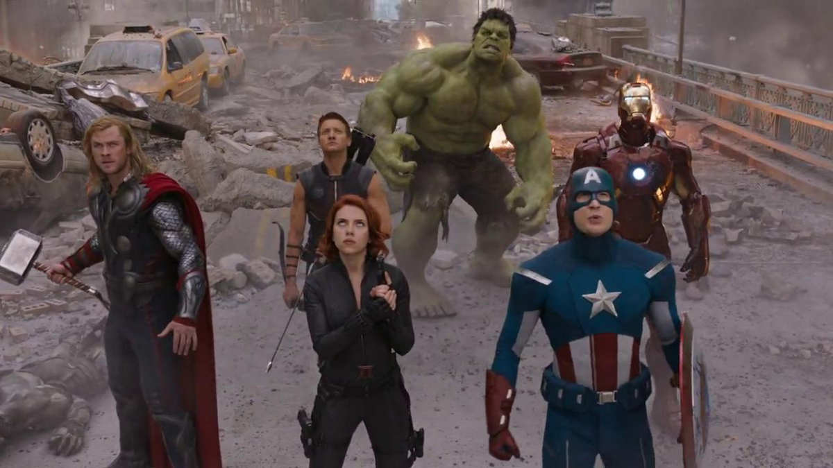 Film Review: 'The Avengers' (2012)