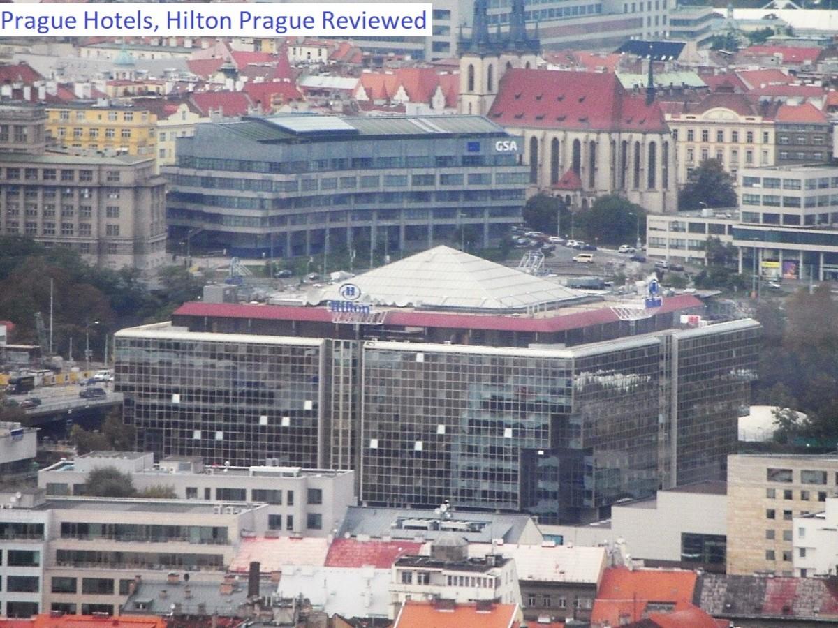 Prague Hotels: Hilton Prague Reviewed