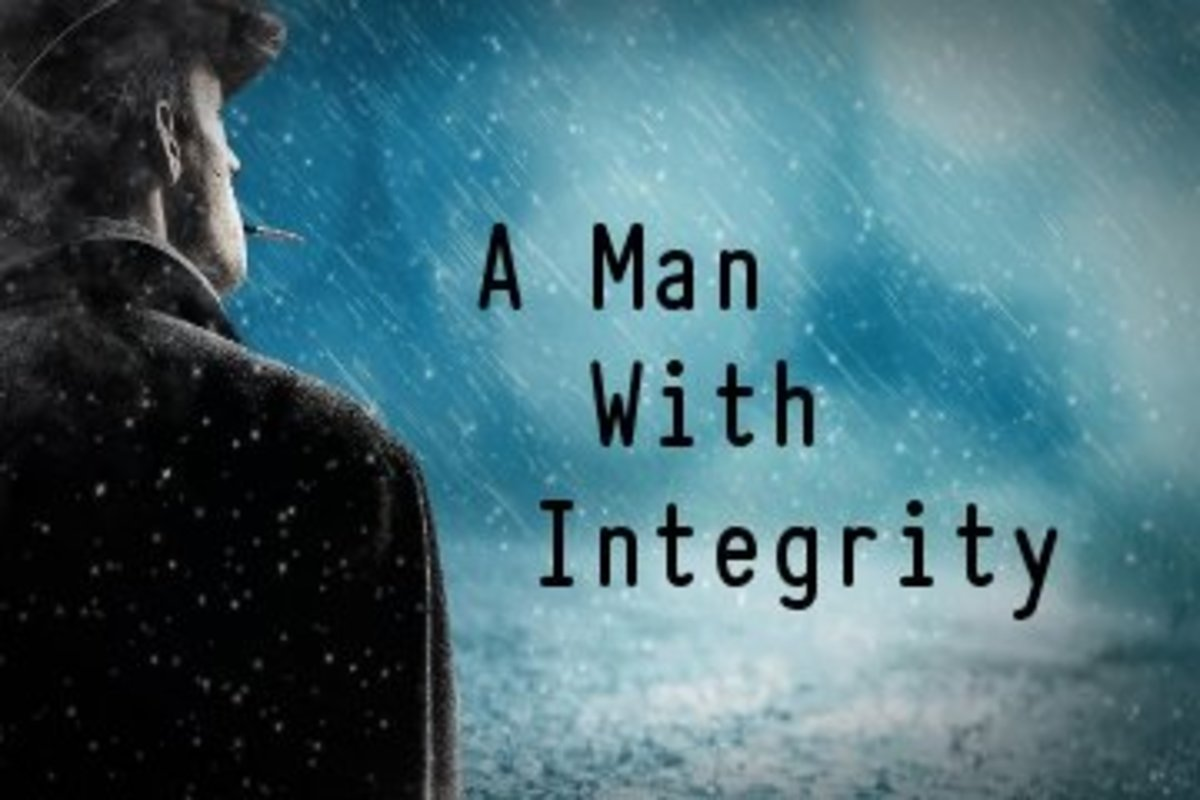 Poem: A Man With Integrity