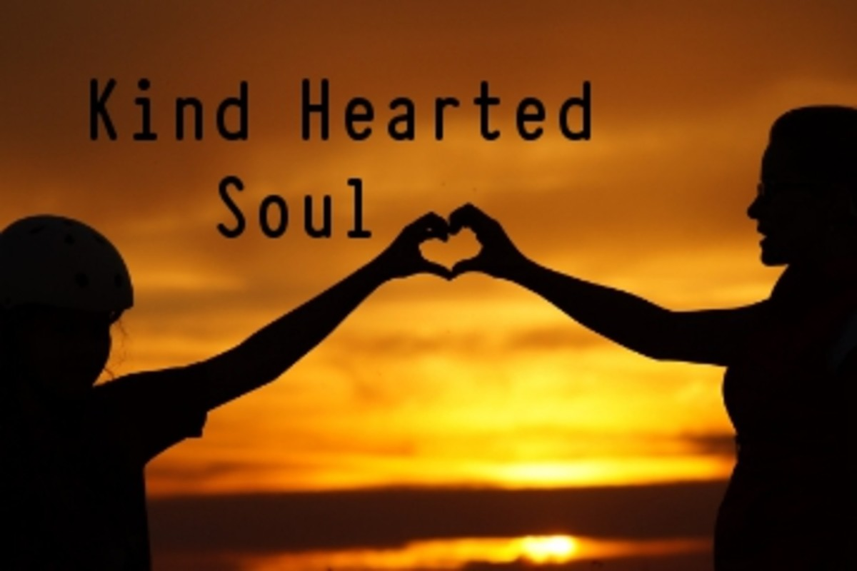Poem:  One Kind Hearted Soul