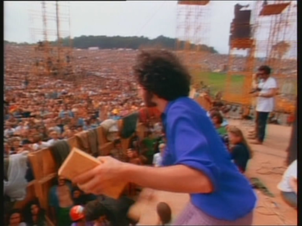 Woodstock Performers: Quill